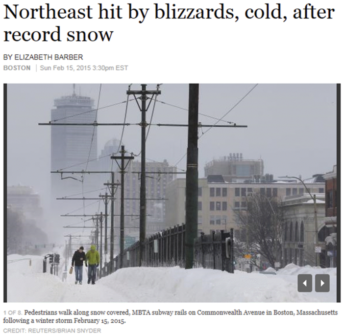 boston blizzard news article 2015 reuters
